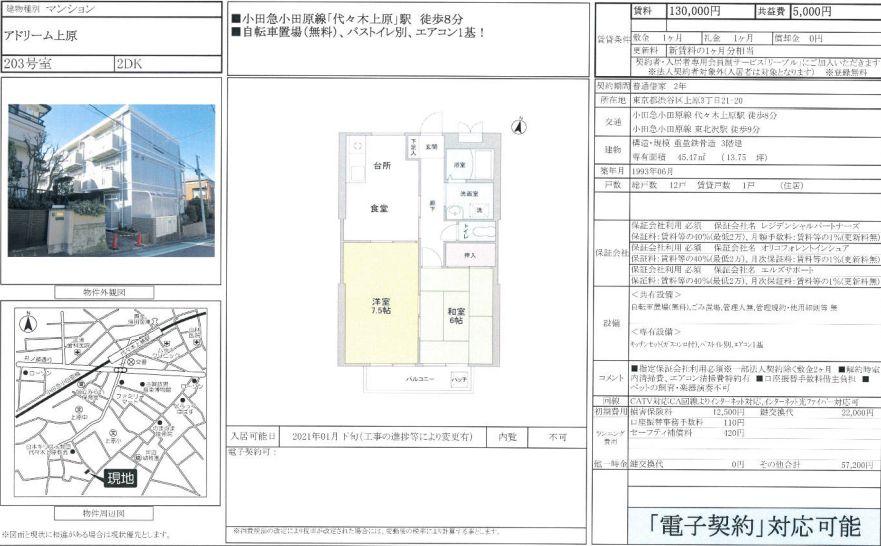 f:id:yoyogiuehararealestate:20201106104944j:plain