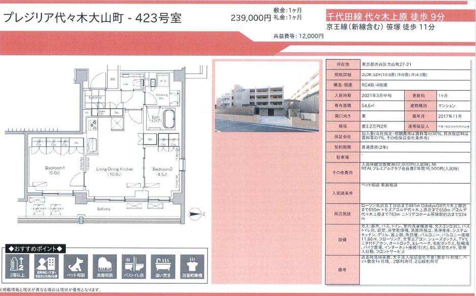 f:id:yoyogiuehararealestate:20210115104448j:plain