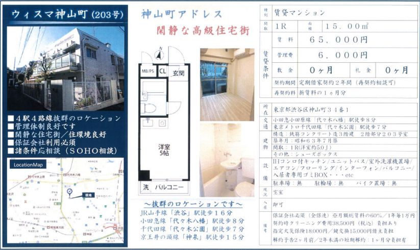 f:id:yoyogiuehararealestate:20210120121242j:plain
