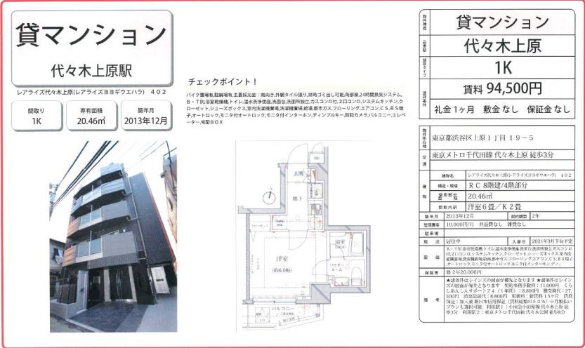 f:id:yoyogiuehararealestate:20210120121252j:plain