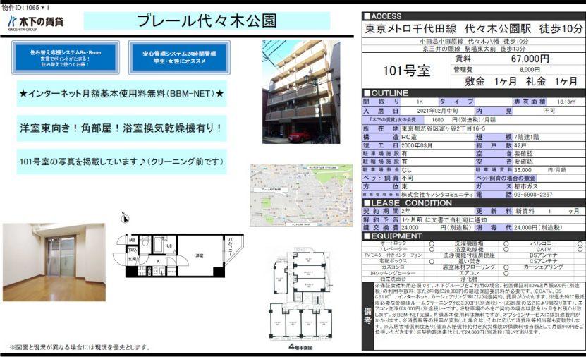 f:id:yoyogiuehararealestate:20210122111050j:plain