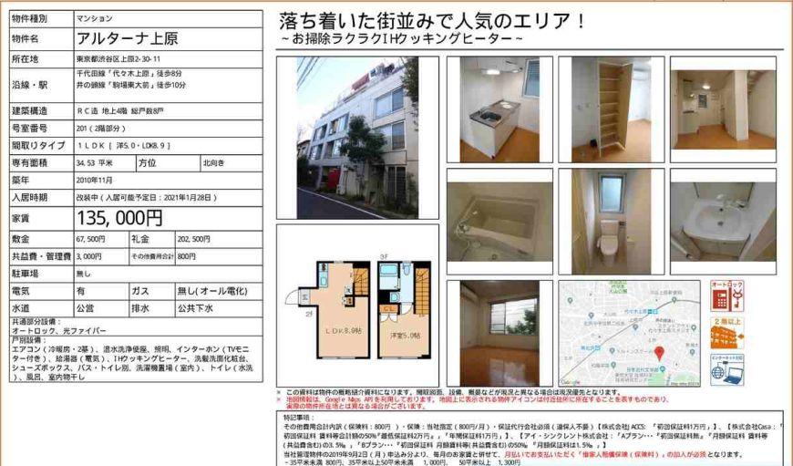 f:id:yoyogiuehararealestate:20210122111053j:plain