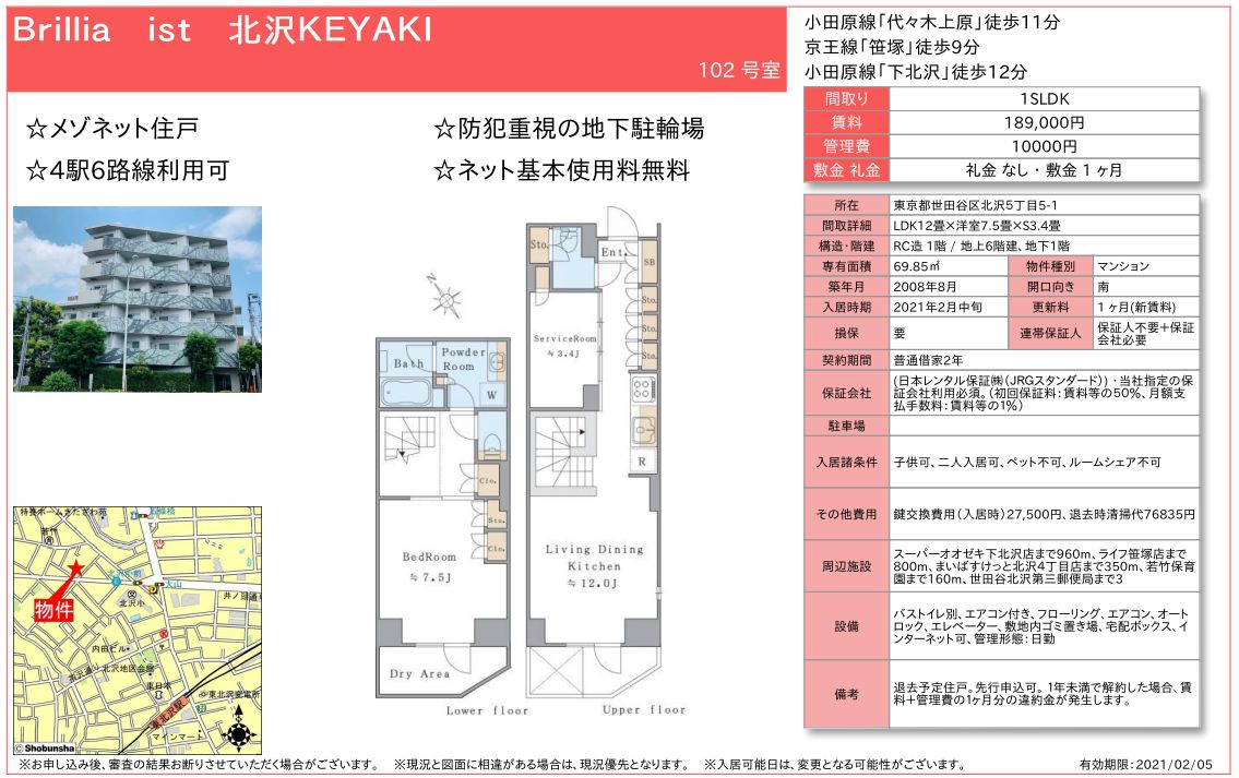 f:id:yoyogiuehararealestate:20210127102521j:plain