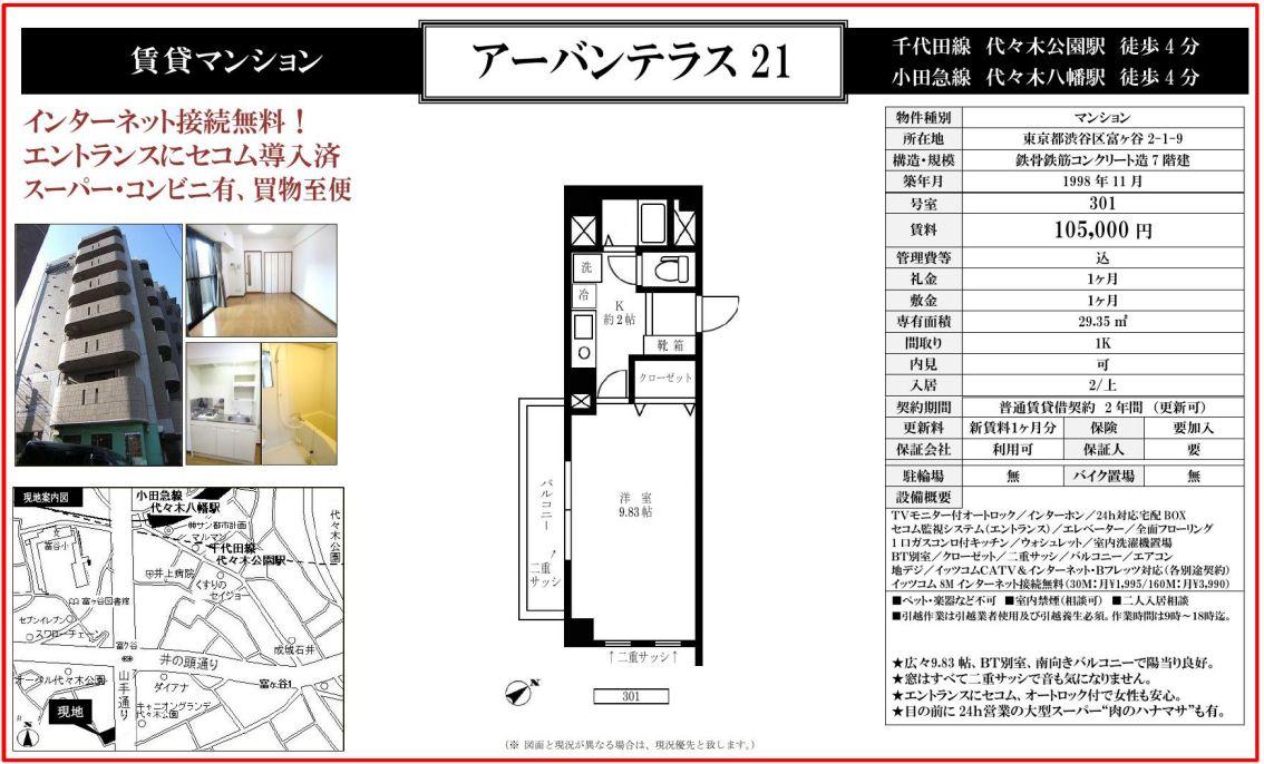 f:id:yoyogiuehararealestate:20210127195317j:plain