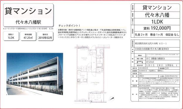 f:id:yoyogiuehararealestate:20210203095937j:plain