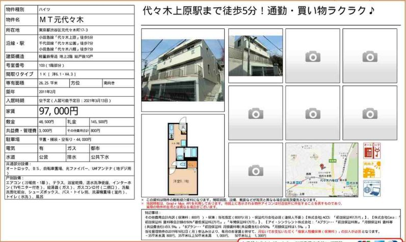 f:id:yoyogiuehararealestate:20210207093758j:plain