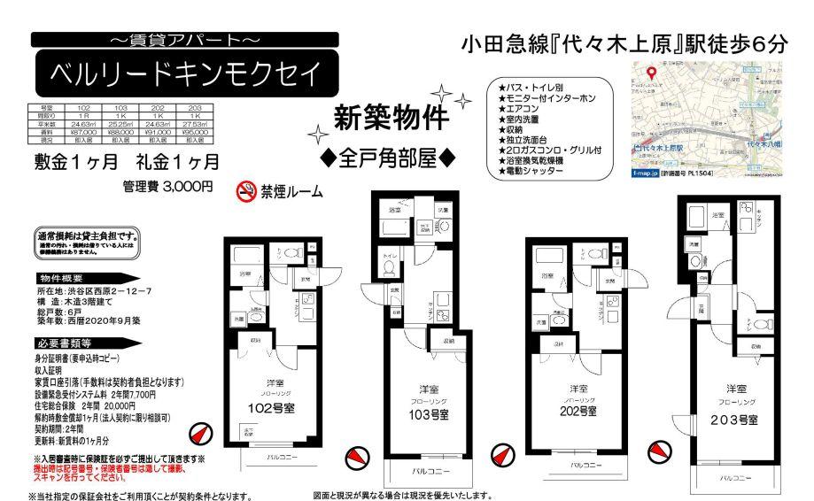 f:id:yoyogiuehararealestate:20210209202413j:plain