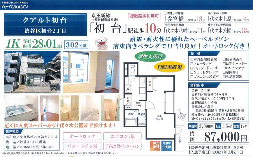f:id:yoyogiuehararealestate:20210214100815j:plain
