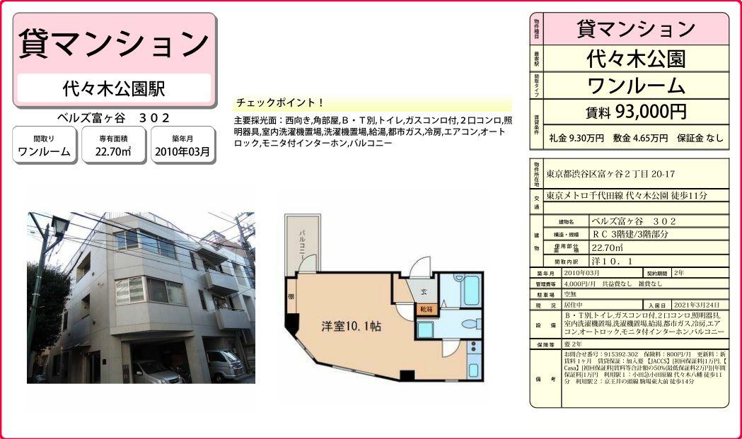 f:id:yoyogiuehararealestate:20210220200742j:plain