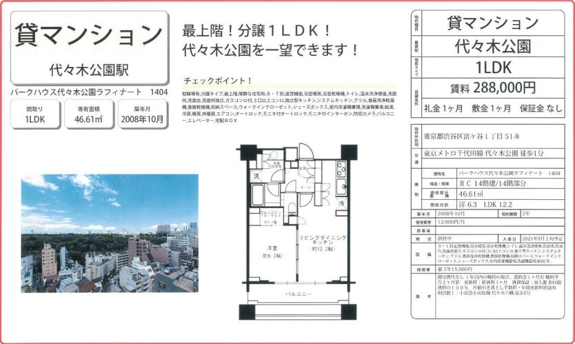 f:id:yoyogiuehararealestate:20210401102232j:plain