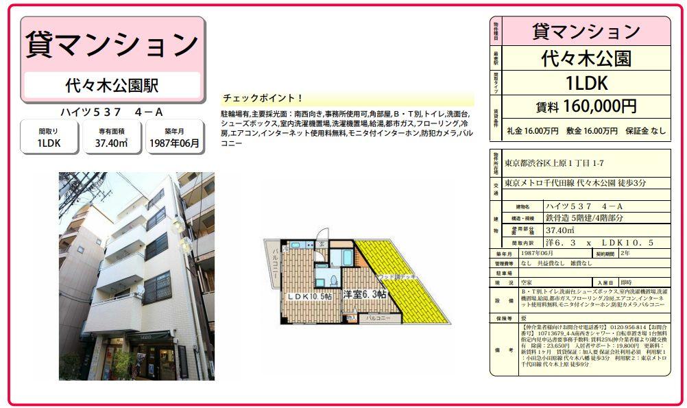 f:id:yoyogiuehararealestate:20210408095905j:plain