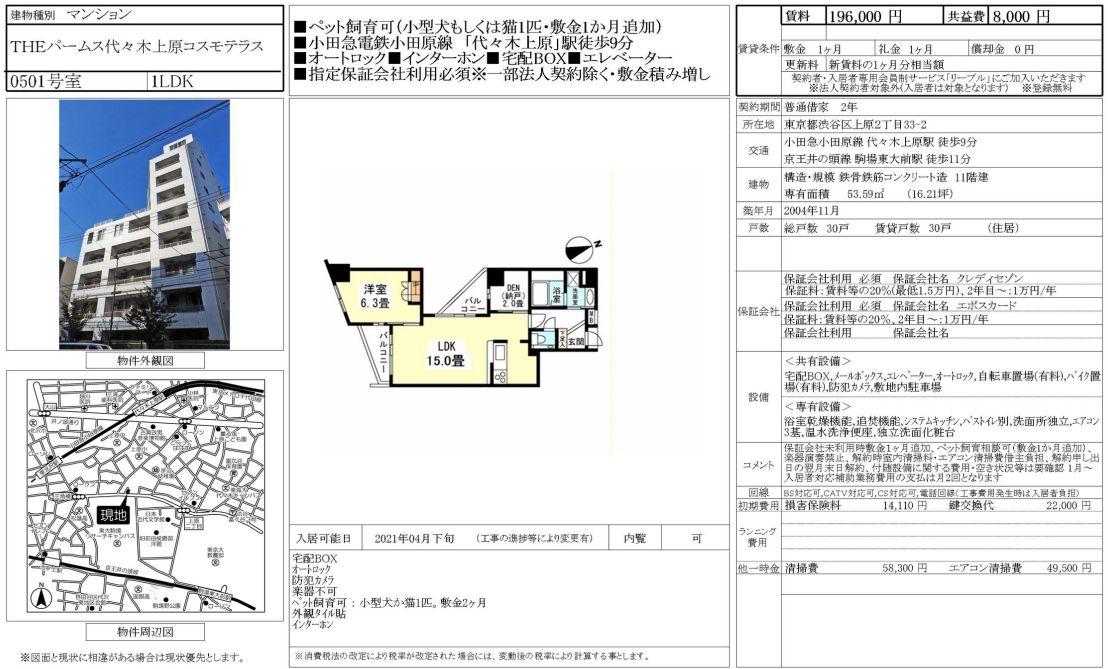 f:id:yoyogiuehararealestate:20210408095916j:plain