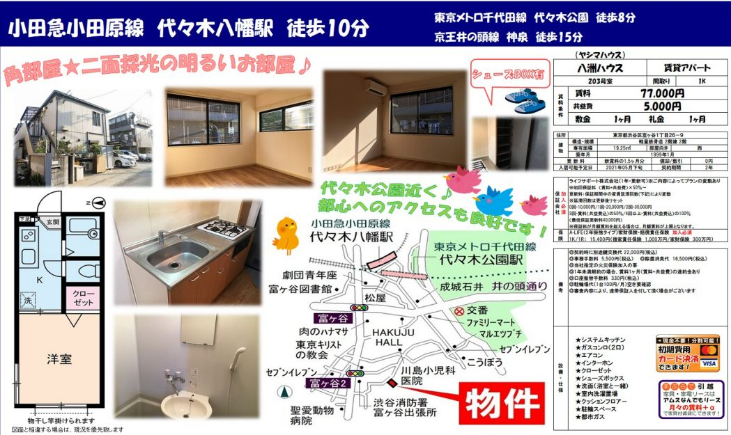 f:id:yoyogiuehararealestate:20210503100254j:plain