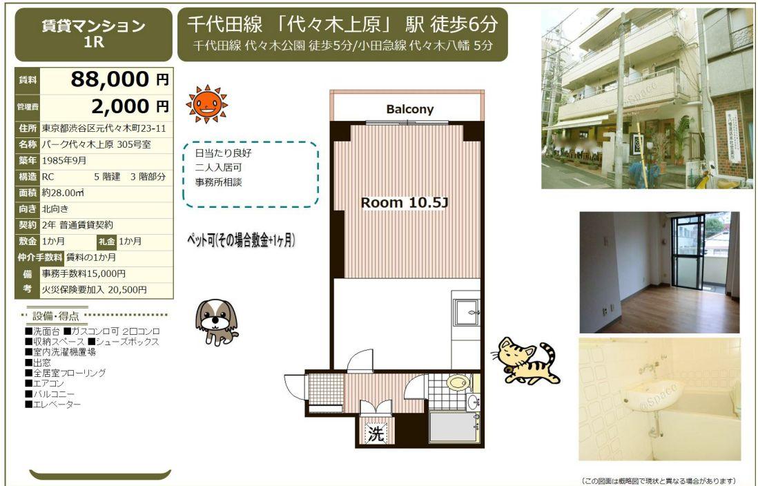 f:id:yoyogiuehararealestate:20210713201339j:plain