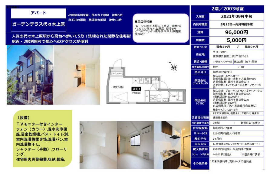 f:id:yoyogiuehararealestate:20210821102737j:plain