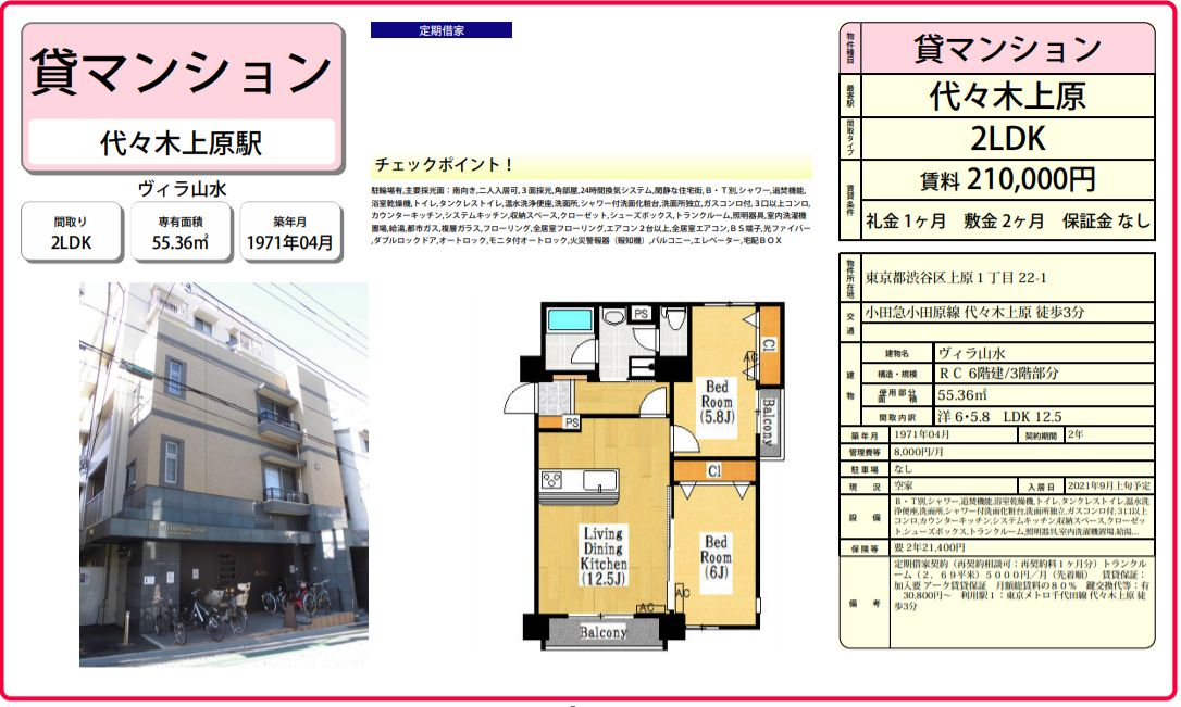 f:id:yoyogiuehararealestate:20210824110911j:plain