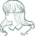 [めがね娘2011]2011年だから2011枚のめがねっ娘の絵を描くよ