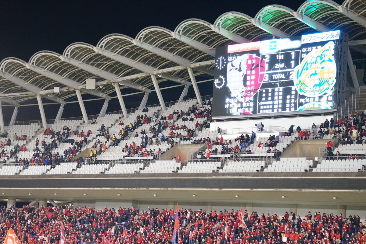 試合後のスコア画像