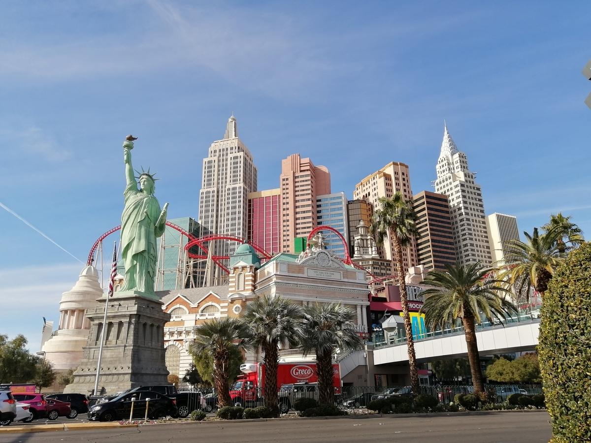 ニューヨークをモチーフにしたホテルの写真