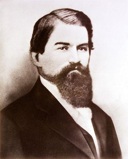 コカ・コーラの生みの親 ジョン・スティス・ペンバートン