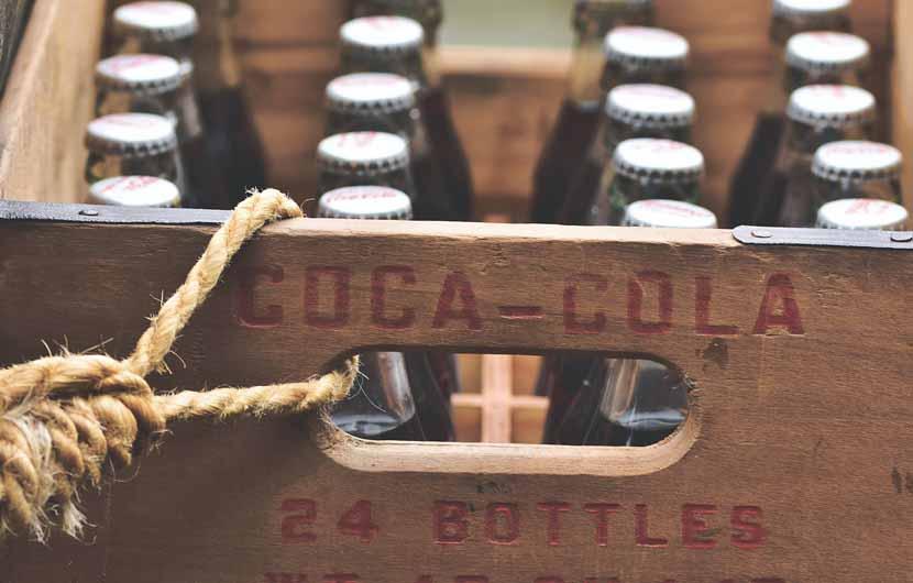 コカ・コーラの歴史と市場規模を語る