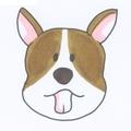 dog_shoumen