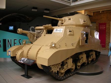 個別「帝国戦争博物館・M-3グラ...