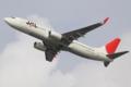 [飛行機][羽田]東京国際空港 / JA302J B737-800