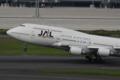 [飛行機][羽田]東京国際空港 / JA773J B777-200