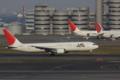 [飛行機][羽田]東京国際空港 / JA8398 B767-300