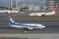 [飛行機][羽田]東京国際空港 / JA305K B737-500