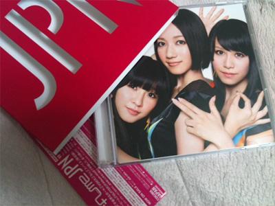 Perfumeアルバム「JPN」感想(*´ω...