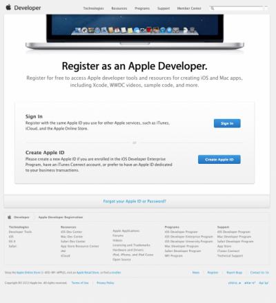 Apple Developer Registration - Apple Developer