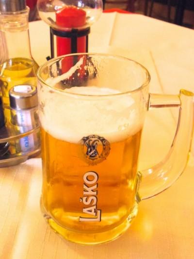 でかいビール