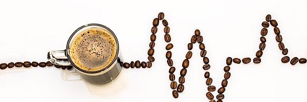 健康になるために元気にしてくれるのはカフェイン
