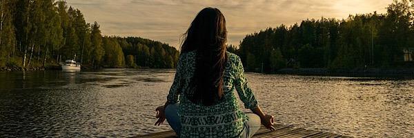 健康になる為の瞑想