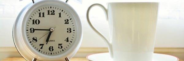 朝食を食べるか食べないか問題は食べると体内時計をリセットできる