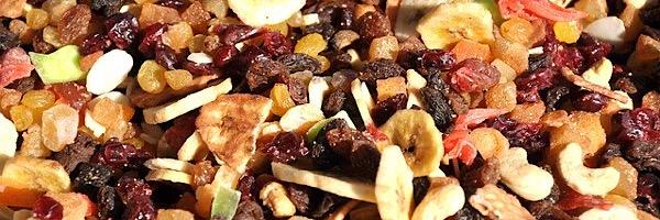 健康になるフルーツのる正しい取り方はドライフルーツを控える