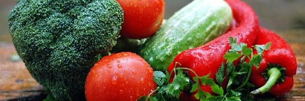 健康のために350グラムの野菜をとろう