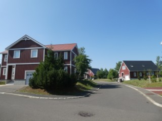 スウェーデンヒルズ住宅写真