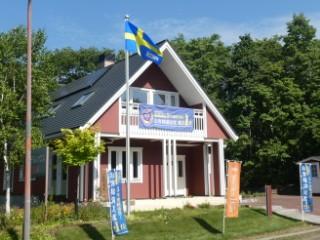 スウェーデンハウスモデルルーム写真