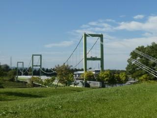 ふるさとの架け橋写真