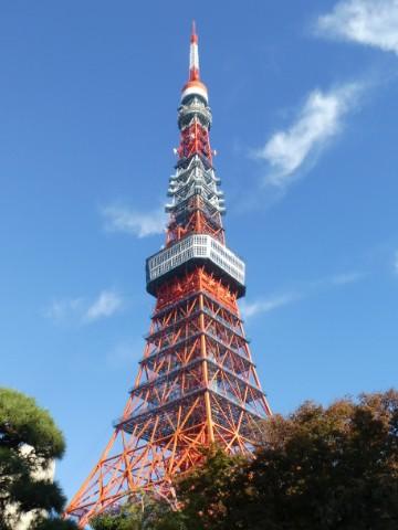 東京タワー写真
