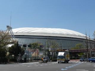 東京ドーム写真