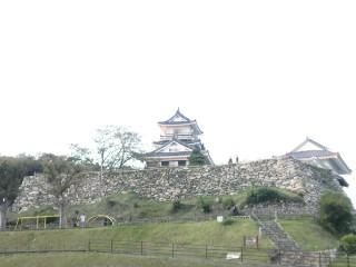 浜松城写真