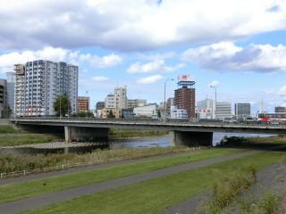 豊平橋写真