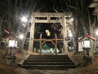 釧路一之宮厳島神社写真