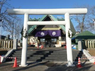 鳥取神社写真