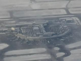 新千歳空港空撮