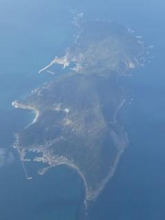 地島空撮写真